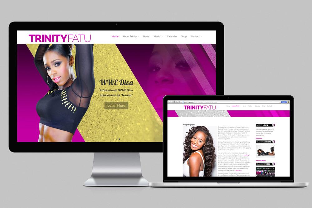 trinity fatu website developer